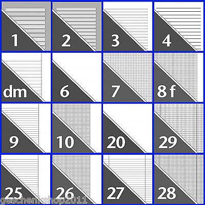 Schulheft DIN A5 Heft Hefte Schulhefte 3er Pack verschiedene Liniaturen wählbar