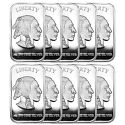 American Buffalo 1oz .999 Fine Silver Bar