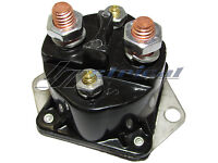 FOUR NEW HD WINCH SOLENOIDS 4-Terminal for WARN 72631 28396 Solenoid Relay