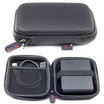 Black Case For Toshiba Canvio Ready External Portable Hard Drive Case HDD 2.5''