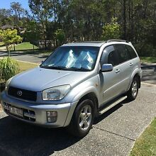2001 cruiser rav 4 Upper Coomera Gold Coast North Preview