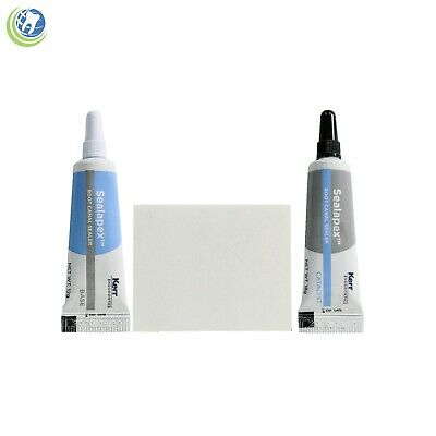 Sealapex Dental Root Canal Sealant Non-eugenol Calcium Hydroxide Polymeric Kit
