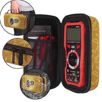 Digital Multimeter Carrying Case For Fluke 115116117113114 Tacklife Dm01m