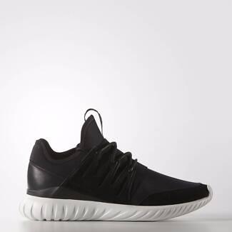 Adidas Tubular Black Size 9