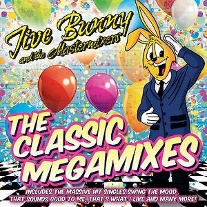 Jive Bunny & The Mastermixers - The Classic Megamixes - CD - BRAND NEW SEALED