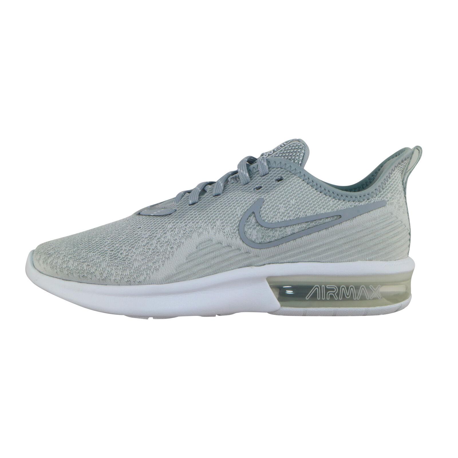 Details zu Nike Air Max Sequent 4 Women grau AO4486 100