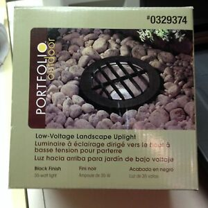 Low-Voltage Landscape Uplight - new in box