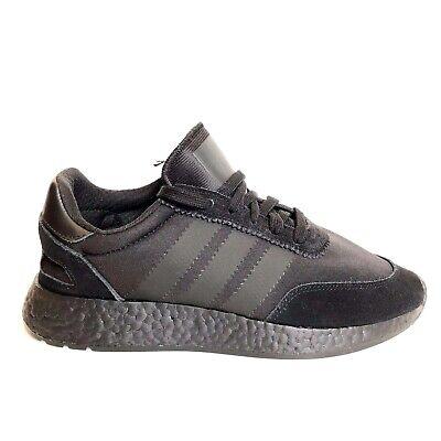 the best attitude 537ac a8e2b Adidas Originals I-5923 Iniki Boost Triple Black Men Lifestyle Shoe  Multiple Sz