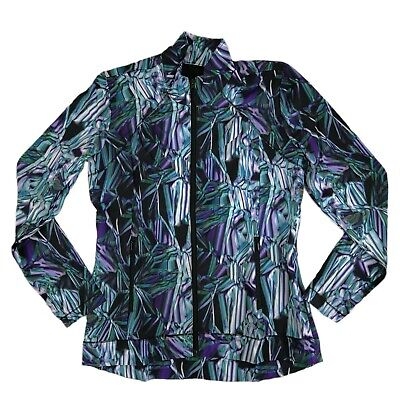 Barco Scrub Jacket Zip Women's 5408-BOLB Light Beams