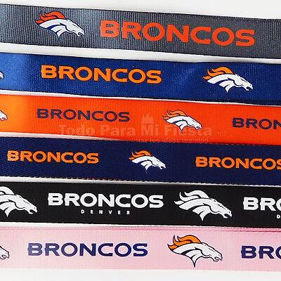 Pinks Denver (NFL Breakaway Denver Broncos Keychain Key Ring Official Licensed Pink Black)