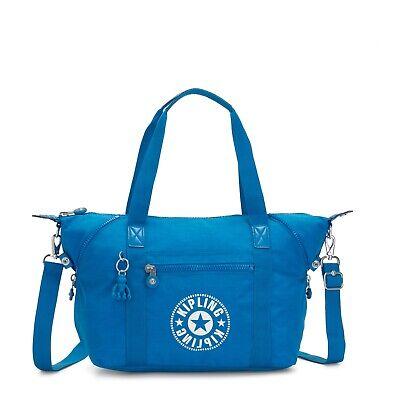 Kipling ART NC Large Travel Tote Shoulder Bag METHYL BLUE NC FW19 RRP £83