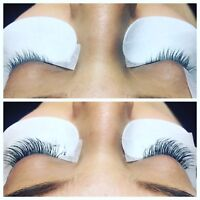 LASH EXTENSIONS!!!! 8 years experience!!!!