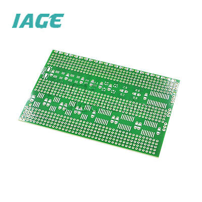 7x11cm Single Side SMD Prototyp Universal PCB Board Experiment Leiterplatte