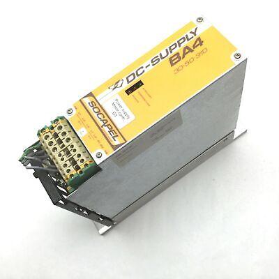 Socasin 30-50-310 Ba4 Dc-supply Komax Alpha 411 Wire Crimper Stripper Machine