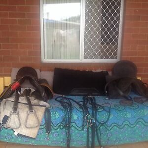 Horse Gear For Sale - Saddle's, stirrups and more Mareeba Tablelands Preview