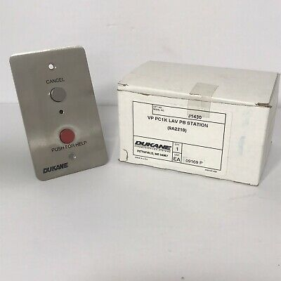 Dukane J1430 Push Button Emergency Station A3