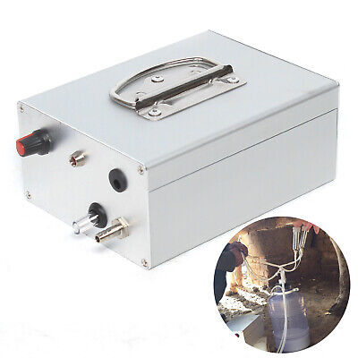 Electric Milking Machine Vacuum Pump For Cow Sheep Goat Milkeradapter Plug Sale
