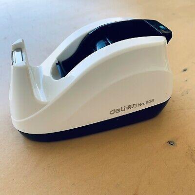 Heavy Duty Tape Dispenser 1 Inch Core Office Desktop 12 34 Inch Non-slip