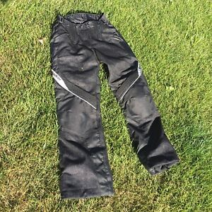 Joe Rocket mesh motorcycle pants