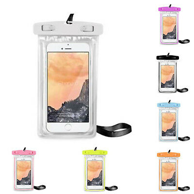 BEST PRICES ON PINK Waterproof Phone Pouches Cases For Samsung NOTE
