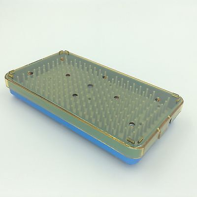 Small Sterilization Tray Case Box Ophthalmic Surgical Instrument Tray