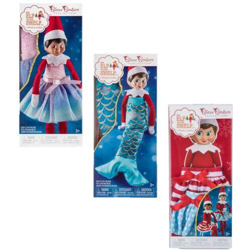 Elf on the Shelf: Pastel Polar Princess, Merry Mermaid, Twirling In Snow Skirts