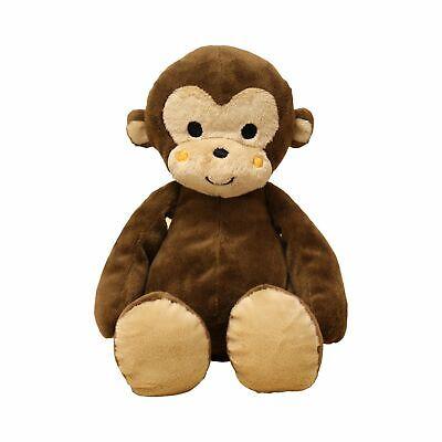 Plush Monkey Ollie Cute Stuffed Animal Curly Tails Soft