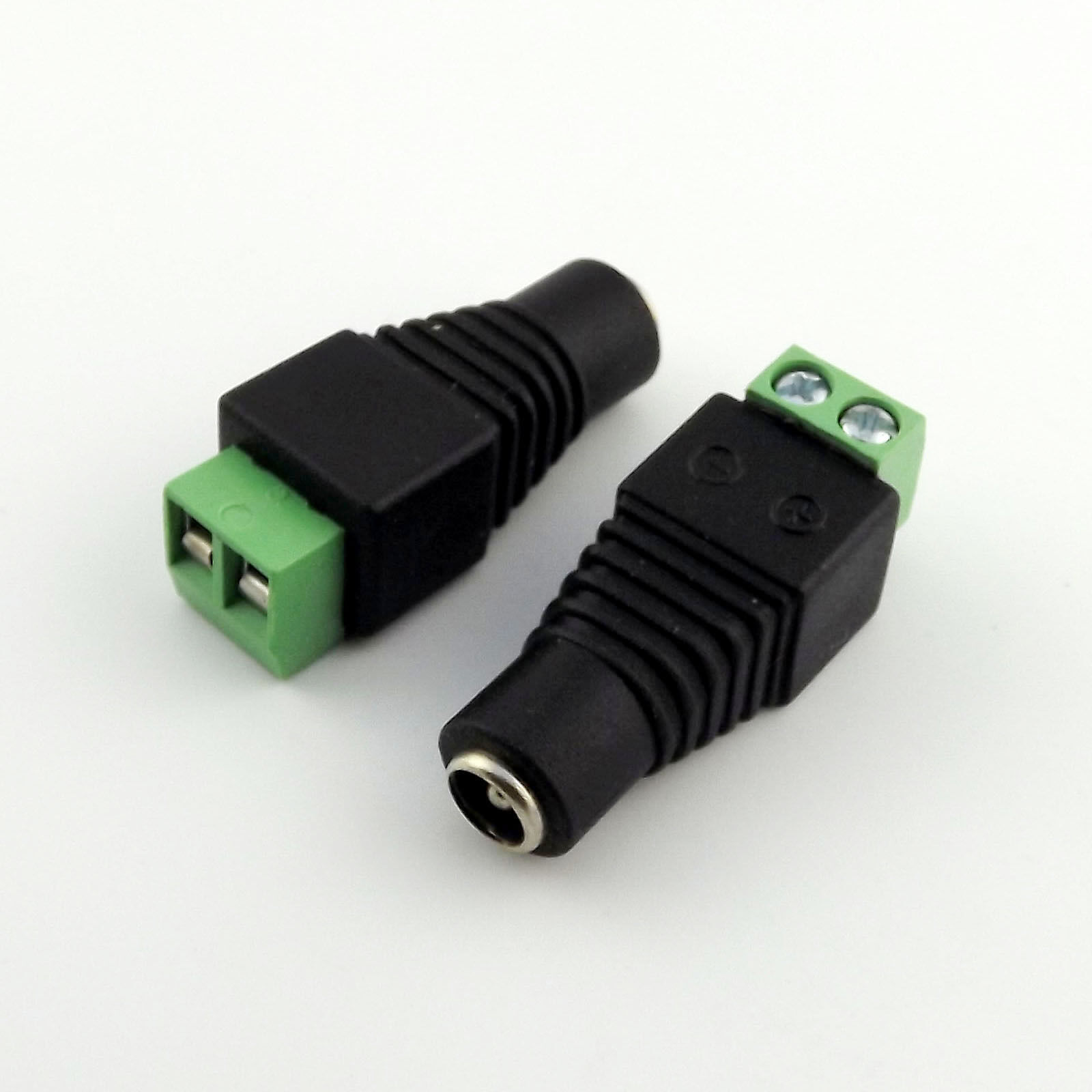 DC Adapter Cord 5.5 x 2.5mm Female to 3x 5.5mmx 2.5mm Connector Y Splitter Cable