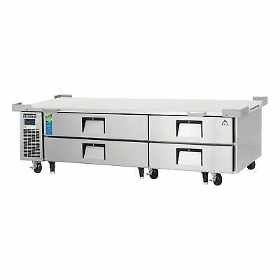 Everest Ecb82-86d4 Refrigerated Base Equipment Stand