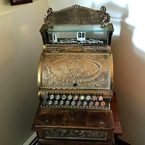 Vintage NCR Model 324 cash register