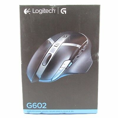 Used, Logitech G602 Lag-Free Wireless Gaming Mouse 11 Programmable Buttons, Up to 2500 for sale  Shipping to South Africa
