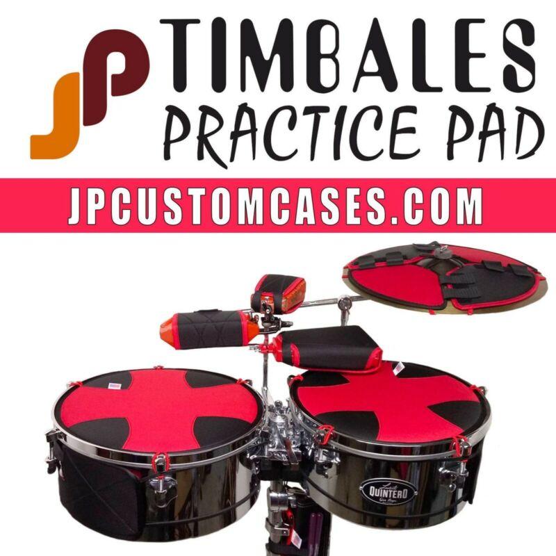 Timbal Practice pad set