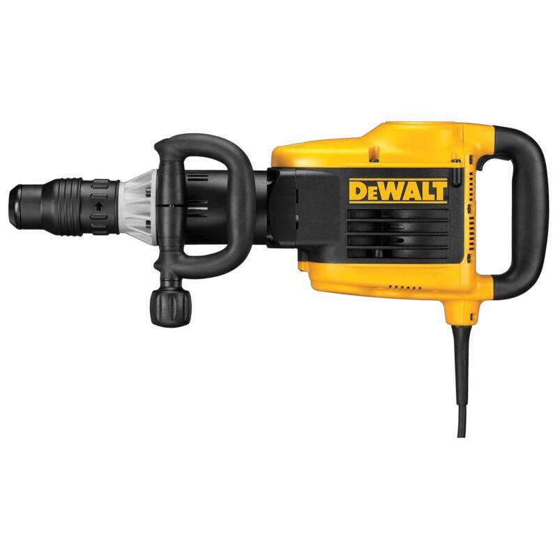 DeWalt D25899K Heavy-Duty 21 lb. SDS Max Demolition Hammer