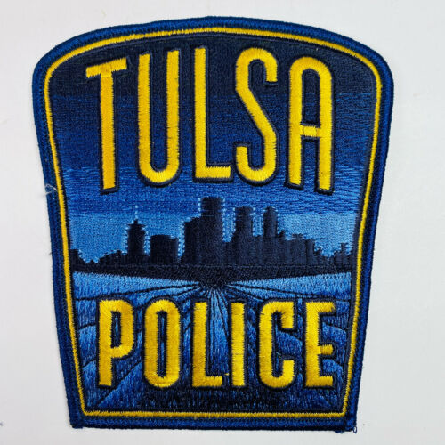 Tulsa Police Oklahoma OK Patch