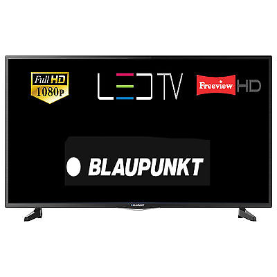 "Blaupunkt 43/1370 43"" LED TV Full HD 1080p Freeview HD Multiple Connectivity"