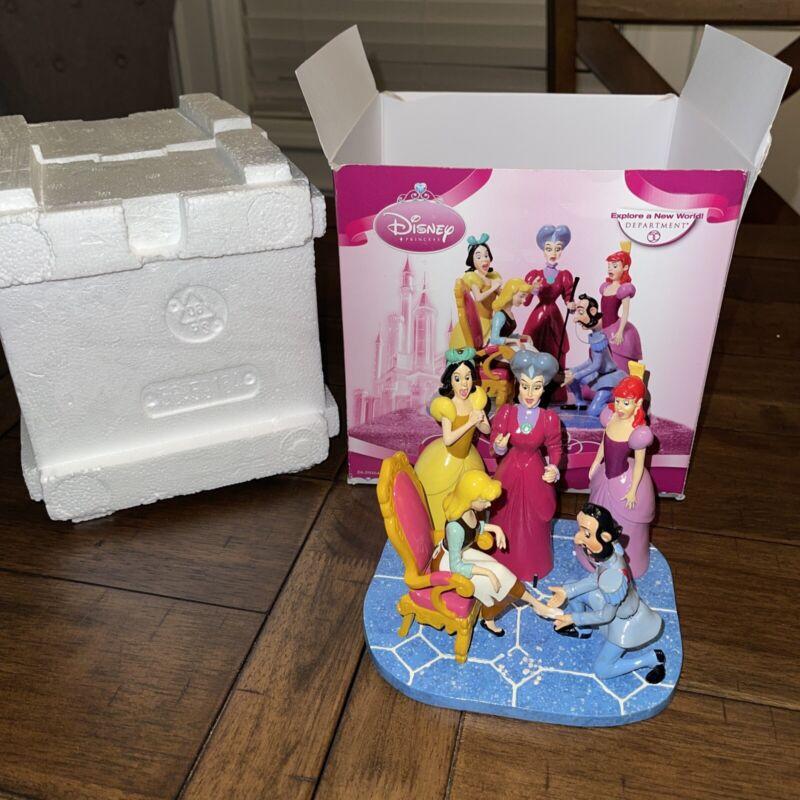 Department Dept 56 Cinderella The Slipper Fits Princess Figurine 2006 Explore A