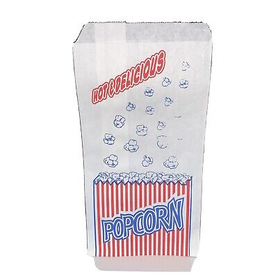 Duro Bag Popcorn Bags Quantity 300 Great Northern Popcorn Company 1-12-ounce