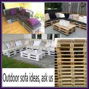 Outdoor sofa Croydon Charles Sturt Area Preview