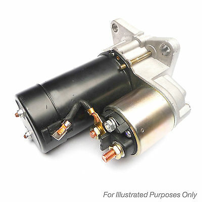Bosch Remanufactured Starter Motor Genuine OE Quality Engine Replacement