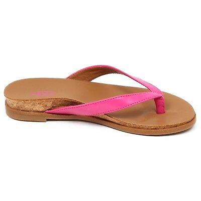 3f68ab50742 E5624 (SAMPLE WITHOUT BOX) infradito bimba pink UGG shoe flip flop ...