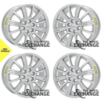 "18"" Cadillac SRX wheels rims Factory Original  OEM 2010-2016 set 4 4798"