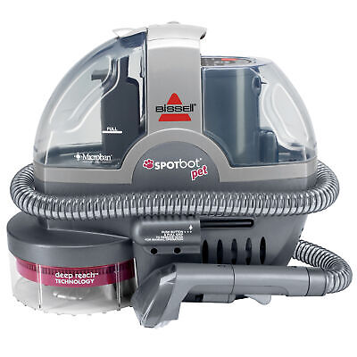 BISSELL SpotBot Pet Portable Carpet & Upholstery Cleaner Shampooer | 33N8 NEW!