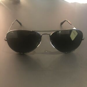 Brand new raybans aviators polarized