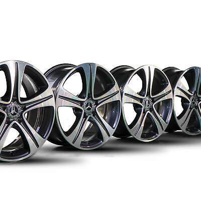 Mercedes 17 Zoll Felgen E-Klasse W213 S213 A238 C238 Alufelgen A2134011200 NEU