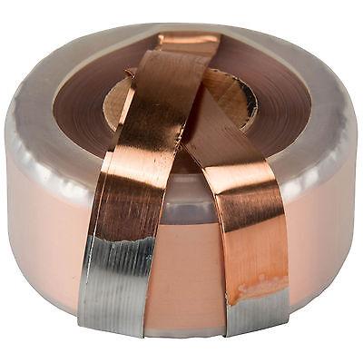 Jantzen 7715 0.47mh 16 Awg Copper Foil Inductor