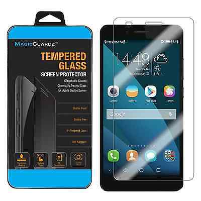 Ultra Bony Tempered Glass Screen Protector Guard for Huawei Honor 5X