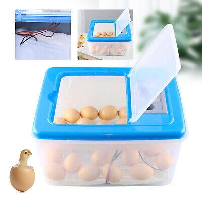 30w Max 68 Automatic Digital Chicken Bird Egg Incubator Temperature Display New