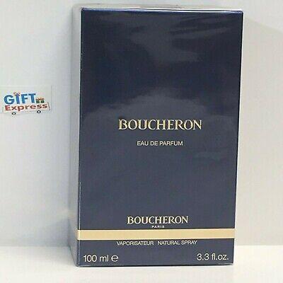 Boucheron by Boucheron For Women 3.4 oz Eau de Parfum Spray New In Box Sealed