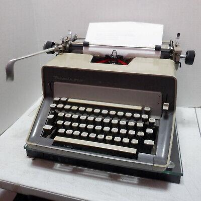 Typewriter Remington Standard Model 19 Manual Non Electric