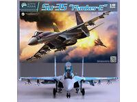 Eduard 1//48 Sukhoi Su-35 Flanker E Interior # 49858